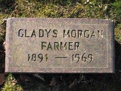 Gladys <i>Morgan</i> Farmer
