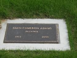 Glen Cameron Adams