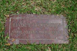 Clyde Lyter Talkington
