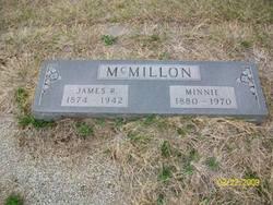 James R McMillon
