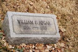 William F Apgar