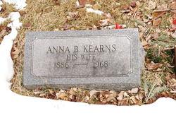 Anna B <i>Kearns</i> Apgar