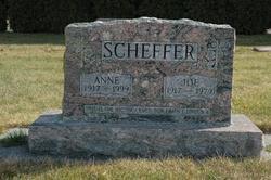 Anne <i>Chudek</i> Scheffer