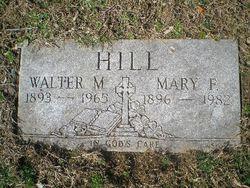 Mary Frances <i>Kennedy</i> Hill