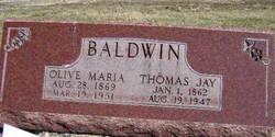 Anson Thomas Jay Baldwin