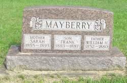 Sarah <i>Harrawood</i> Mayberry