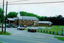 DeArmanville Methodist Church Cemetery