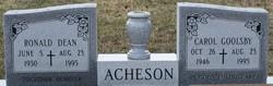 Ronald Dean Acheson