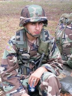 Sgt Ivan Vargas Alarcon