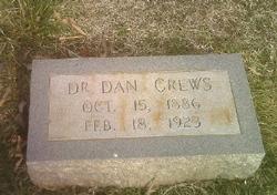 Dr Daniel Webster Dan Crews