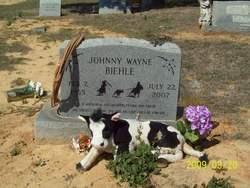 Johnny Wayne Biehle