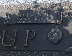 Melvin Thomas Stroup