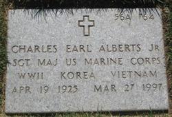 Charles Earl Alberts, Jr