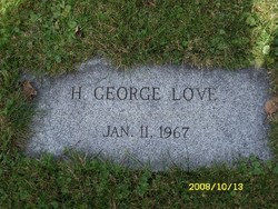 Horace George Love