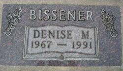 Denise M Bissener