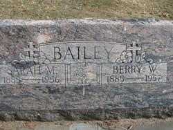 Sarah Martin <i>Biles</i> Bailey