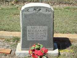 Levia <i>Wilson</i> Buchanan