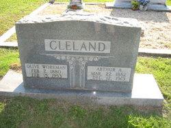 Arthur A. Cleland