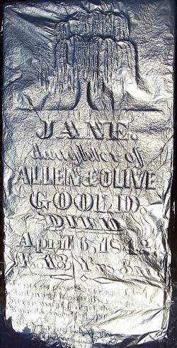 Jane Goold