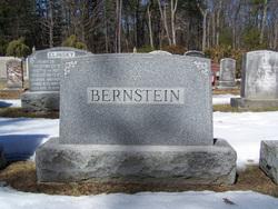 Bessie <i>Ginsberg</i> Bernstein