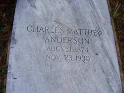Charles Matthew Anderson