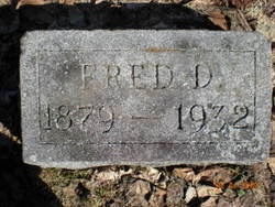 Fred D. Gillett