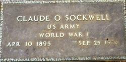 Claude Oscar Sockwell