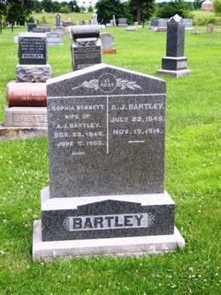 Sophia M <i>Bennett</i> Bartley