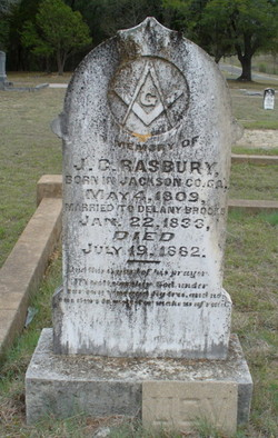 John Camp Rasbury