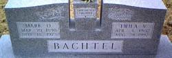 Twila V. <i>Hauser</i> Bachtel