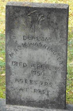 Deacon Mack Washington
