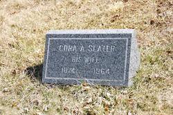 Cora A <i>Slater</i> Lance