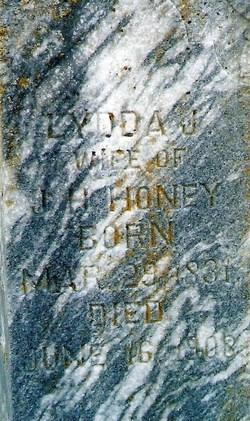 Lydda J <i>Breadon</i> Honey