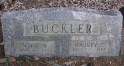Harvey F Buckler