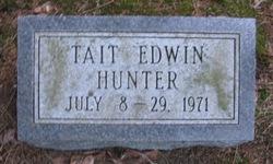 Tait Edwin Hunter