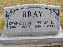 Wilma E <i>Brewer</i> Bray