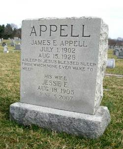 Jessie Ellen <i>Wilt</i> Appell