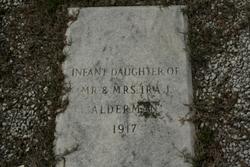 Infant Alderman