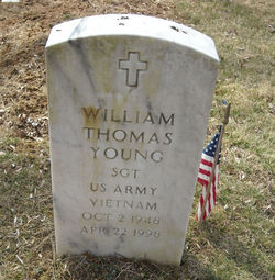 Sgt William Thomas Young