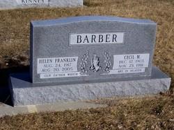 Helen Franklin Barber