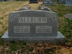 Lottie G. Allburn