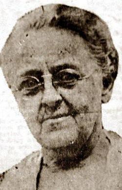 Jennie Carter Benedict