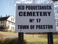 Old Poquetanuck Cemetery No. 17