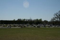 Middleground Primitive Baptist Church Cemetery