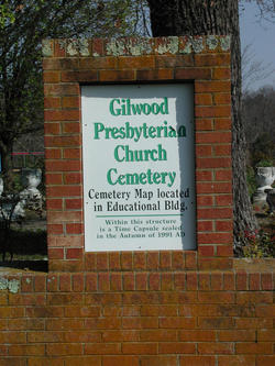 Gilwood Presbyterian Church Cemetery