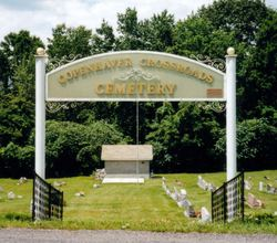 Copenhaver Crossroads Cemetery