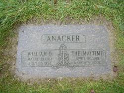 Thelma Anacker