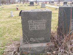 James W Francis Kleckner