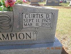Curtis Dewitt Champion, Sr