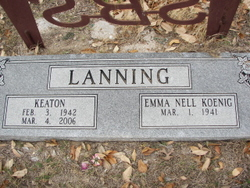 Keaton Lanning